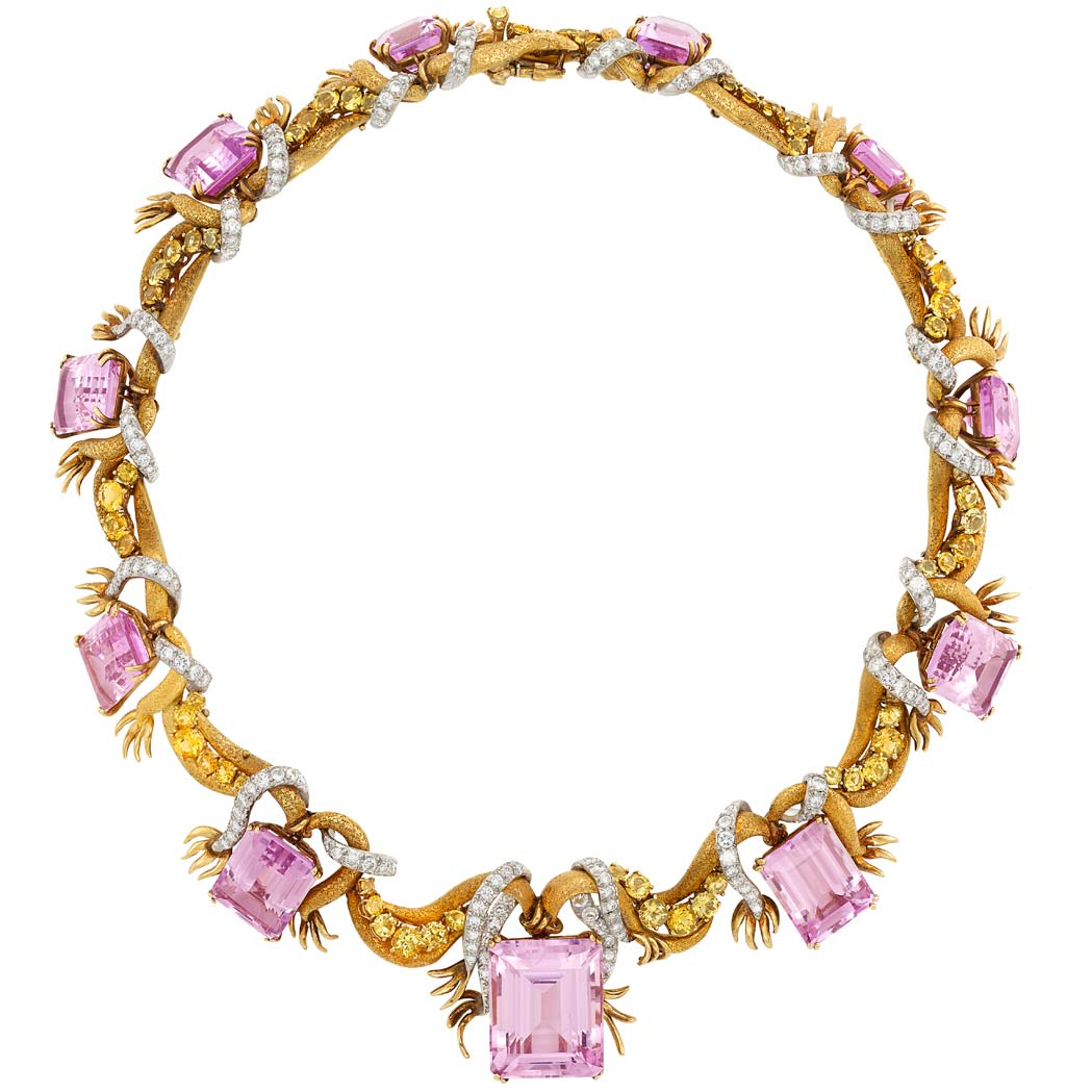 Aileen Mehle Jewelry Collection Doyle Auction