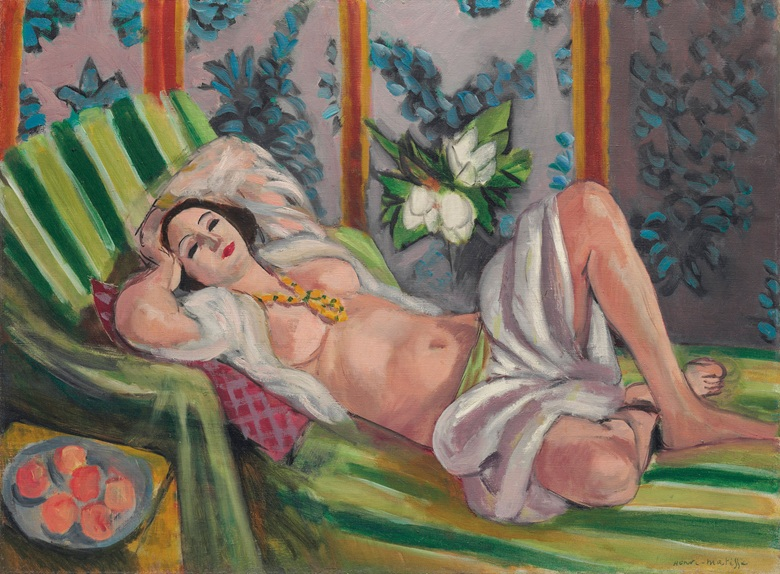 Henri Matisse piece offered by Christie's as part of the Rockefeller Collection
