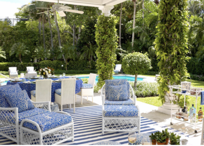 Haute Hostess: Entertaining in Palm Beach with Carol Jankowsky
